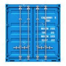 Container CI20 20 fots Isolerad