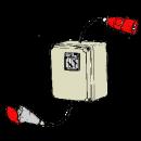 Jordfelsbrytare, 380 V 32 amp