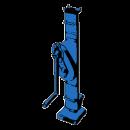 Domkraft, vevtyp med klack 3,5-5 ton