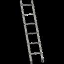 Stege, enkel 3,9 meter